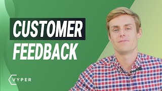 How to Ask For Customer Feedback
