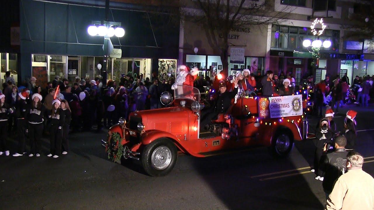 Oaklawn Rotary  Christmas Parade