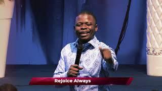 Rejoice Always | Prophet Shepherd Bushiri