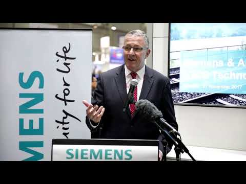 Siemens' new ETCS Centre in Queensland