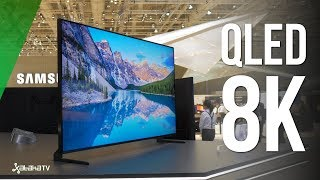 Samsung QLED 8K Q900R: Así se ve una RESOLUCIÓN 16 VECES MAYOR que Full HD