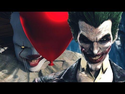 最惡萬聖節!專業粉絲製作小丑 vs. 「牠」終極對決短片!