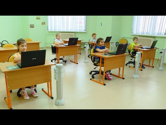 Образцовый детский сад