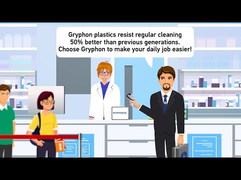 Add value to your daily job with Gryphon! | Pharmacy applications