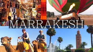 3 Days In Marrakech, Morocco - Vlog, Guide, Things To Do, Marrakesh