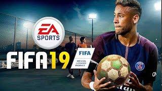 FIFA STREET БУДЕТ В FIFA 19 !?!?