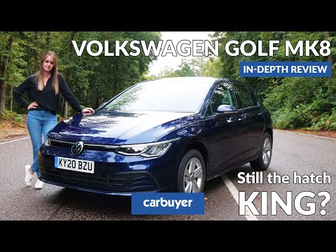 Volkswagen Golf in-depth review - is the Mk8 better than the A3 or Leon?