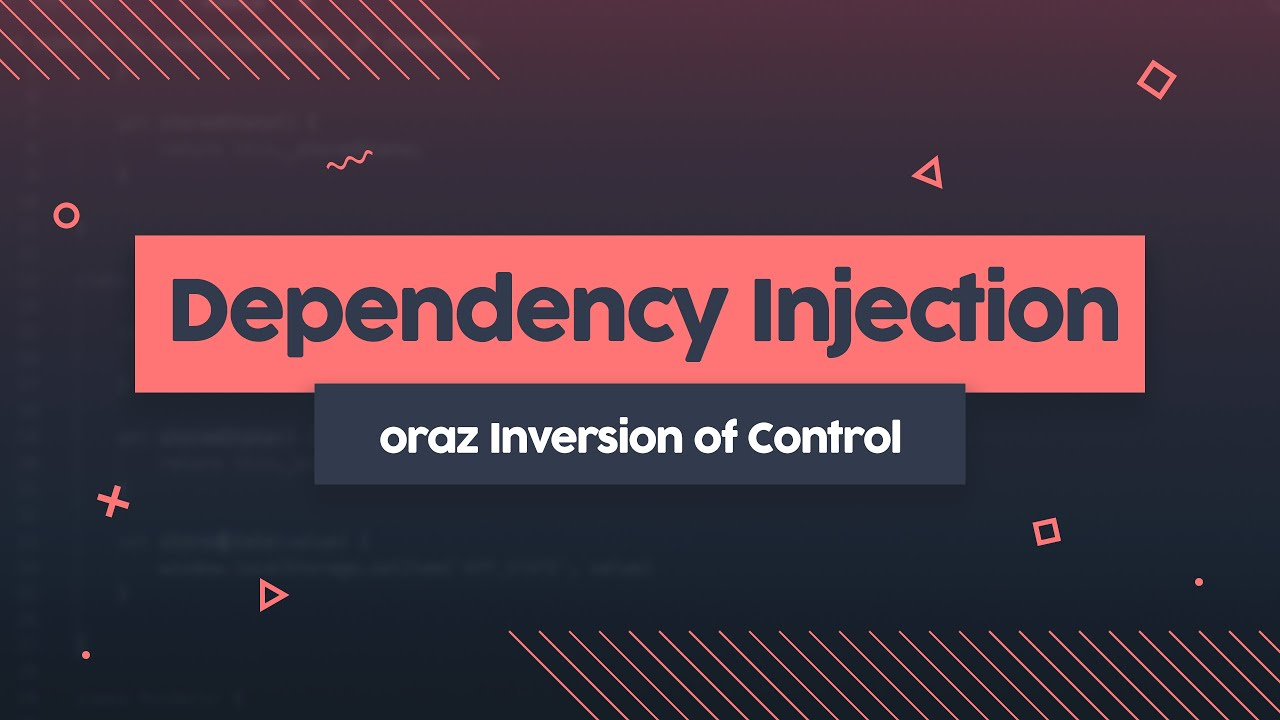 Inversion of Control i Dependency Injection w praktyce | Przeprogramowani ft. code v0.0.29 cover image