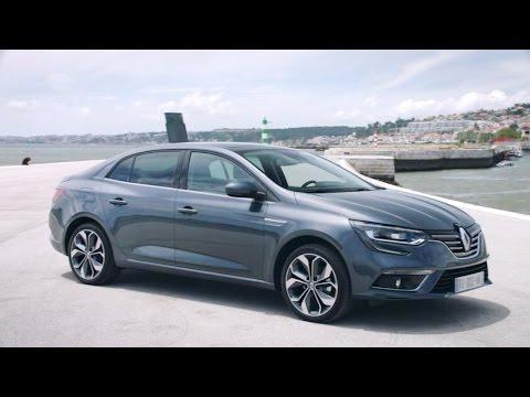 Renault  Megane Sedan Седан класса C - рекламное видео 3