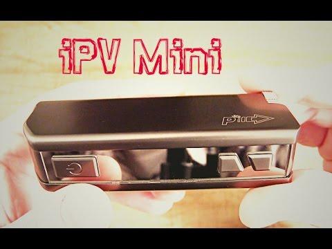 Боксмод Pioneer4you IPV Mini 2 - 70w (вариватт) - видео 2