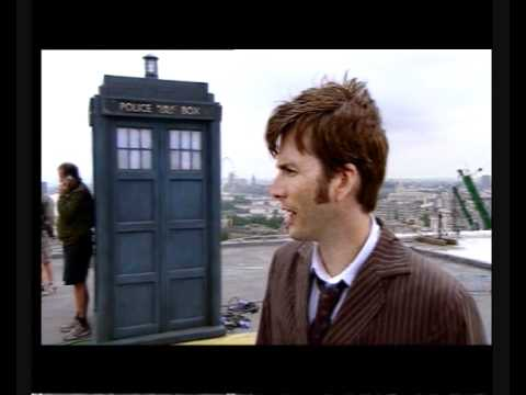 Doctor Who - The Runaway Bride Interviews (David Tennant & Catherine Tate)