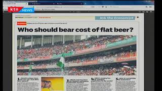 Who should bear cost of flat beer?
