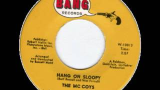 "THE MCCOYS-""HANG ON SLOOPY""(LONG VERSION + LYRICS)"