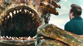 小女孩被闪电击中,25年后获得超能力,可以操控一头巨型怪兽!