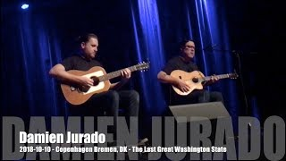 Damien Jurado - The Last Great Washington State - 2018-10-10 - Copenhagen Bremen, DK
