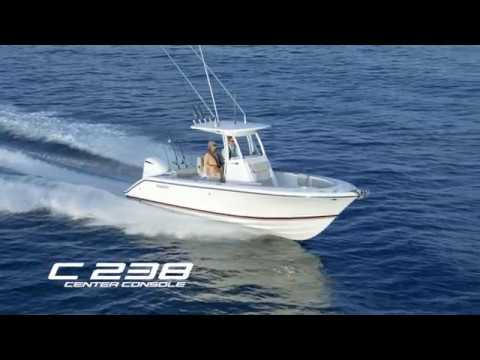 Pursuit C 238 Center Console video