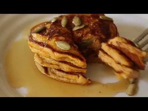 Pumpkin Pancakes Recipe – Halloween Recipe Idea: Pumpkin Pancakes!