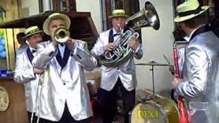 "Jazz band ""Dixie Joker"" джаз бенд - юбилей фирмы Фундамент, Киев"