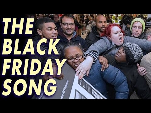 The Black Friday Song