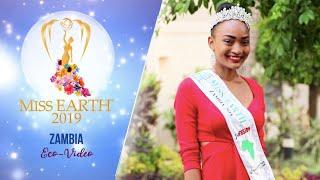 Venus Mary Vlahakis Miss Earth Zambia 2019 Eco Video