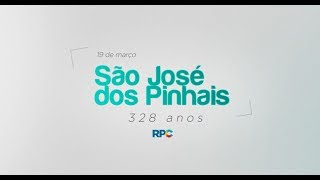 Feliz Aniversário, São José Dos Pinhais!