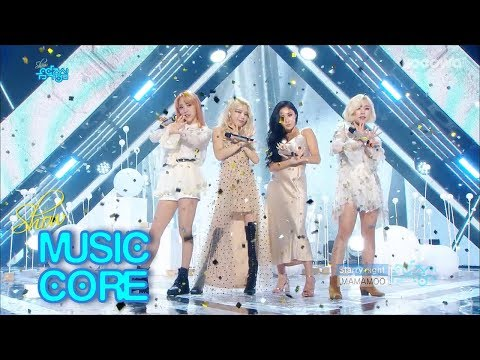 Download Mamamoo Starry Night Show Music Core Ep 580 | MP3