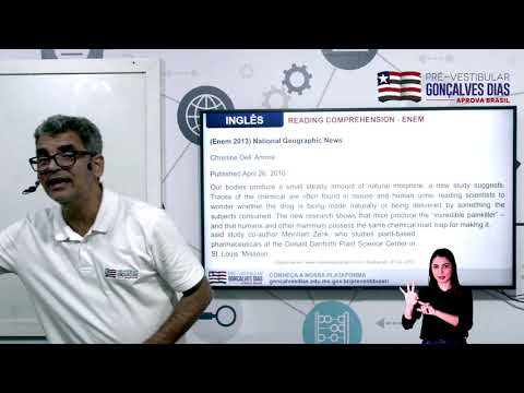 Aula 04 | Reading Comprehension – Parte 02 de 03 – Inglês