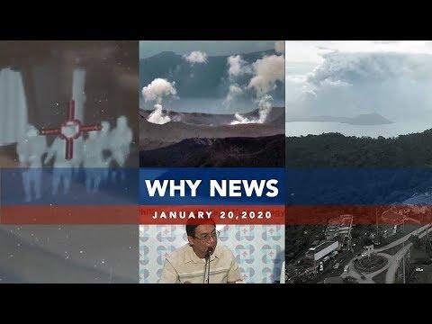 UNTV: Why News | January 20, 2020