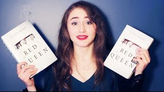 RED QUEEN BY VICTORIA AVEYARD REWIEW | BOOK BABBLE WITH DREY - Video Youtube
