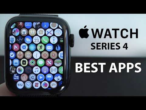 Best Apps for the Apple Watch Series 4 – Complete App List