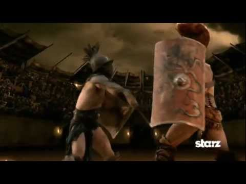 Spartacus Blood And Sand tribute.wmv