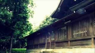 Kengun Shrine 健軍神社 the Oldest Traditional Shrine In Kumamoto City