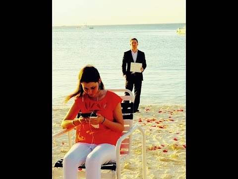 Best Marriage Proposal of 2015-365 Days Engagement