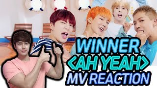 (Eng Sub) WINNER   'AH YEAH (아예)' MV리액션   Korean Music Video Reaction|wshonieTV