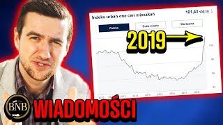 Polaków NIE STAĆ na mieszkania! Inwestorów też… | WIADOMOŚCI