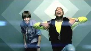 Justin Bieber/3OH!3- Touchin' On My