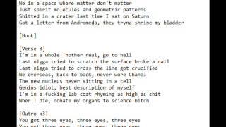 Ab-Soul - Pineal Gland Lyrics