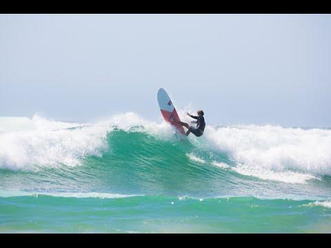 2016 Waterbon Jiven Minimal Surfboard ft Beau Young