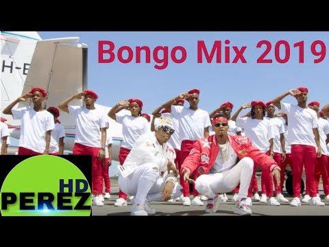 NEW BONGO MIX 2019 | DJ PEREZ,RAYVANNY,DIAMOND PLATINUMZ,MBOSSO,OMMY DIMPOZ,(BONGO COVERS)tetema mix