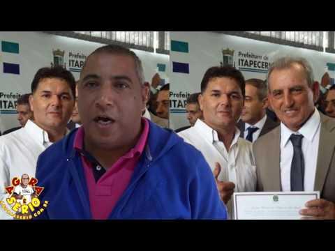 Tony diz :; Carlos do PHS é o novo diretor de Turismo indicado pelo Prefeito Diplomado Ayres Scorsatto