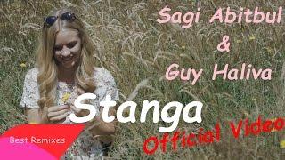 Sagi Abitbul & Guy Haliva - Stanga (Official Video 4K)