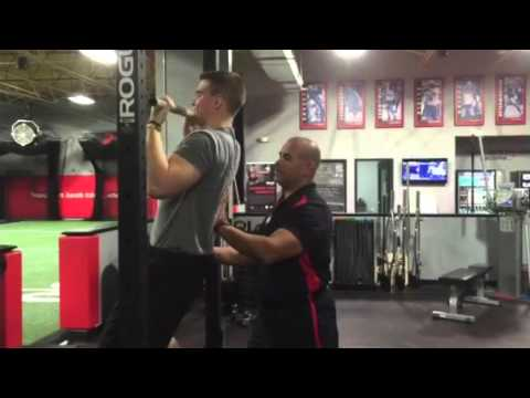 3rd Chin-Up Progression (The Band or Partner Assisted Chin-Up)