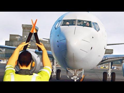 Runway Change in Atlanta | X-Plane 11