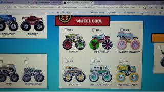 Hot Wheels Monster Trucks 2021 Full Poster Reveal