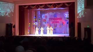 Ой, да ты Россия в День культработника Волоконовка-Ютановка