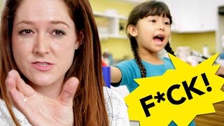 When Your Kid Says F*ck - WTF Do You Do?
