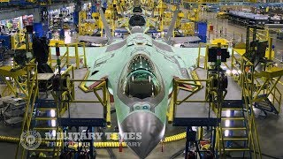 Inside the Plant Where Lockheed Builds the F-35 Lightning II