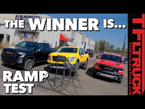 What's The Most Off-Road Worthy New Truck By The Numbers? (Gold Winch Ep.2)