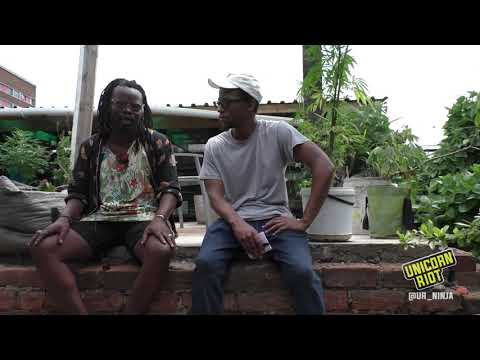 In depth interview on Durban's Green Camp