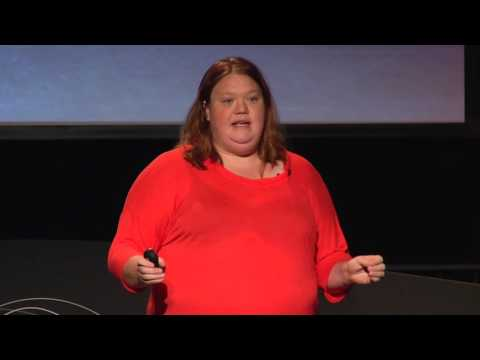 Screenshot of video: FASD- Ted Talk